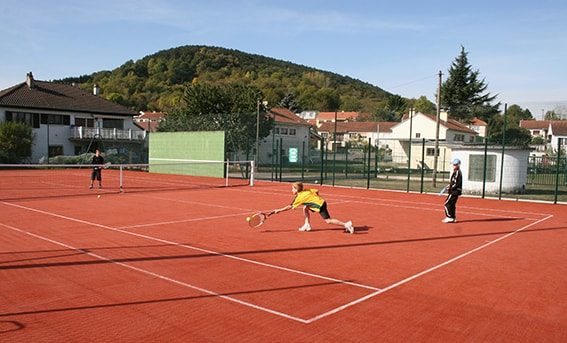 Tennis - Animations sportives
