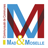 Site name is Communauté de commune Mad & Moselle